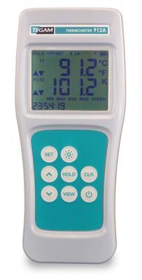 美國TEGAM 911A工業手持熱電偶溫度計