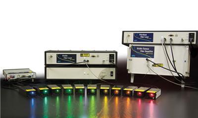新特光電 可見光光纖激光器易于操作 可靠性高
