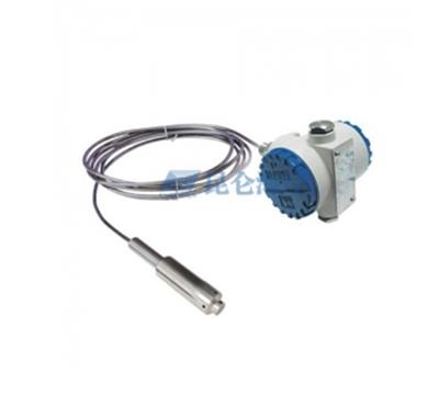 昆侖海岸防腐投入式液位變送器JYB-KO-Y2VGG軟不銹鋼管連接0-5V輸出