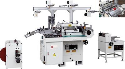 【**】HA-300數控多功能單座模切機 可用于標簽標牌等輔料