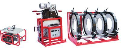 pe管熱熔對焊機管道施工*800-630