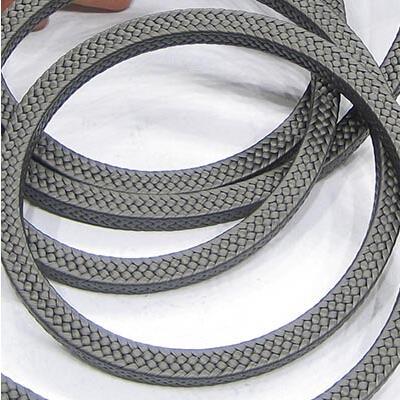 奧賽羅黑四氟盤根,**耐腐蝕盤根,OTH-1510