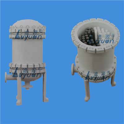 PP全塑料54芯PE/PA濾芯過濾器