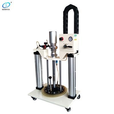雙立柱油脂加注機 黃油注脂機 高配定量閥油脂定量加注機 黃油泵