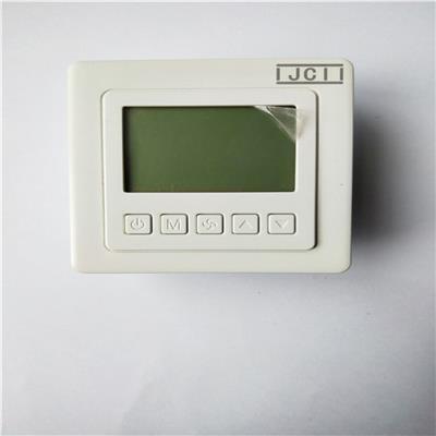 江森液晶溫控器
