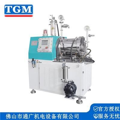 廠家**CDP棒銷式大流量納米砂磨機 臥式砂磨機 色漿涂料研磨機 農藥砂磨機