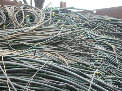 清苑電纜回收公司