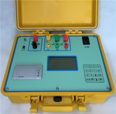 變壓器低電壓阻抗測試儀