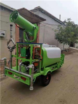 木辛機械廠電動噴水車