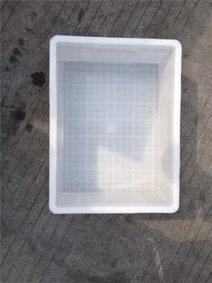 銅仁喬豐塑料可堆式周轉箱廠家**