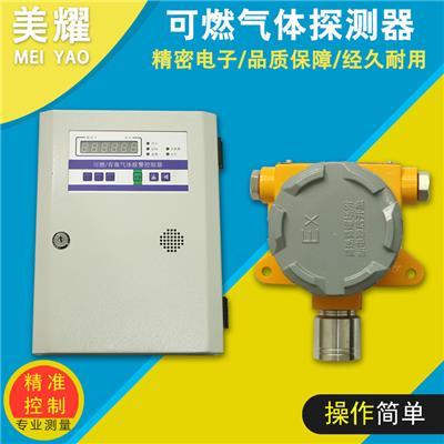 廠家**工業可燃氣體濃度報警器防爆探測器 商業燃氣泄漏報警器