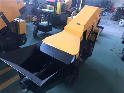 新型二次構造柱泵 發泡水泥輸送機圖片