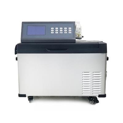 LB-8000D便攜式水質等比例采樣器/品質保證