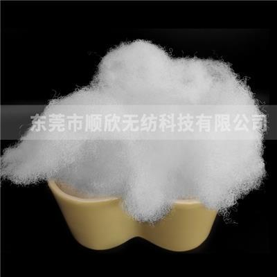 供应**7D64MM公仔棉   广东玩具填充棉厂家