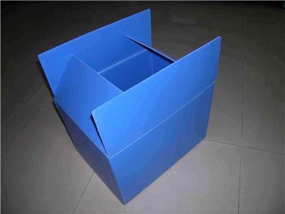 中空板纸状箱特点