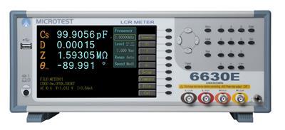 精密阻抗分析儀器6630E