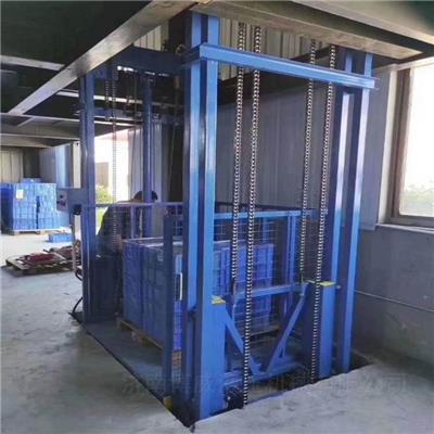 2噸簡易式升降貨梯