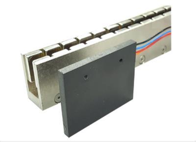 AWM系列無刷無鐵芯直線電機采用無鐵芯技術,具有真空兼容,無齒槽力,較大的持續推力和峰值力