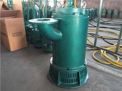 邊立式排污泵15KW 防爆無堵塞電泵   略安泵業**