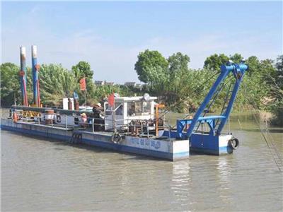 蘇州河道清淤