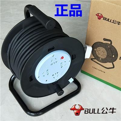 公牛帶線無線電纜電線盤插座插板插排西安供應商