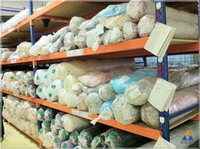 上海回收童装库存服装上门看货面料布料尾货