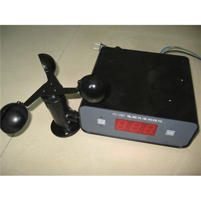 電腦風速測控儀 FC-2BT 自動檢測風速信號并輸入儀表 自動報警 JSS/金時速