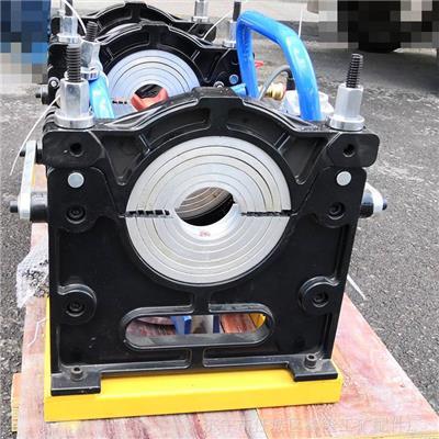 半自動液壓管子焊接機 90-250熱熔機 管材對接機