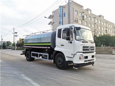 現車多多 安慶12噸東風多利卡D9灑水車價格表 園林綠化灑水車