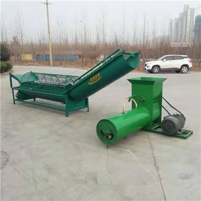 玉米桔杆粉碎打捆機廠家 陝西玉米收割機秸稈打捆機