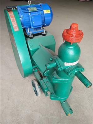 灰漿泵壓漿機灌漿機水泥注漿機橋梁路面注漿泵攪拌桶