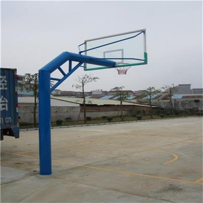 厂家专业生产平箱 凹箱 地埋式 挂壁式篮球架 电动液压篮球架沧州日昇体育