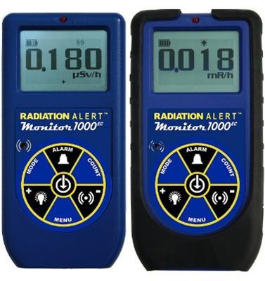 美國SEI Monitor 1000EC能量補償型輻射檢測儀