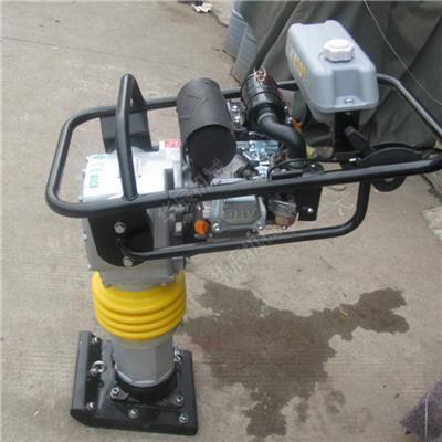 沖擊夯電動小型路面夯實設備多種型號廠家**