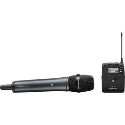 森海塞爾 EW 135P G4 采訪無線話筒一套也批發