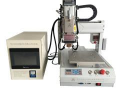 昆山揚聲器脈沖熱壓機 自動熱壓焊接機設備廠家