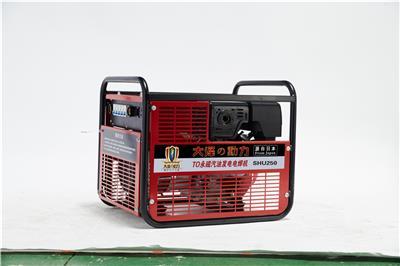 本田250A汽油發電焊機
