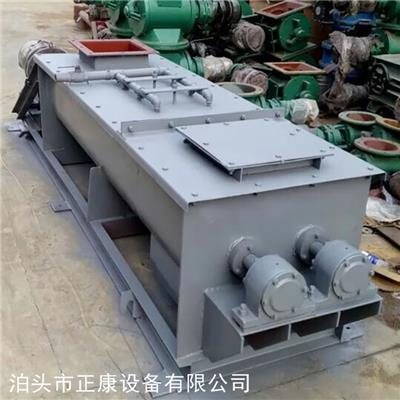 廈門碳鋼粉塵加濕攪拌機廠家 質保一年
