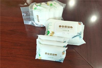 广东郑州广告湿巾定制
