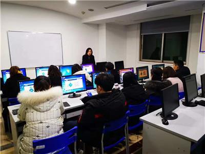 德阳广汉哪里有教电脑自动办公的机构