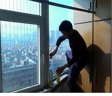 海淀區擦玻璃公司 海淀擦玻璃公司
