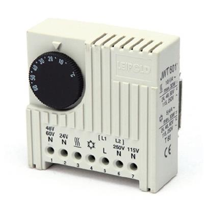 JWT6011配電柜溫控器廠家批發上海雷普溫控器JWT6011溫控開關價格好