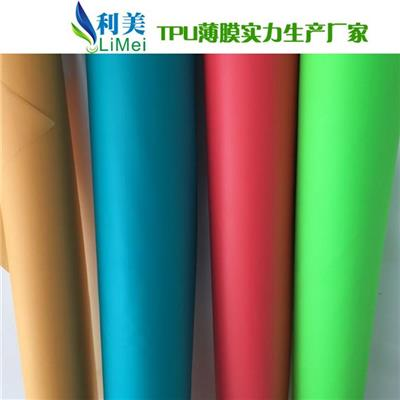 PU彩色膜的涂層分類
