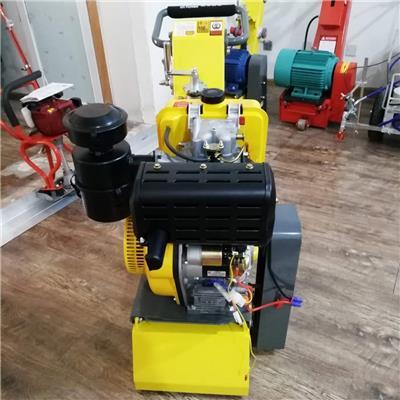 路斯安250電動型銑刨機廠家** 路面翻新打磨機
