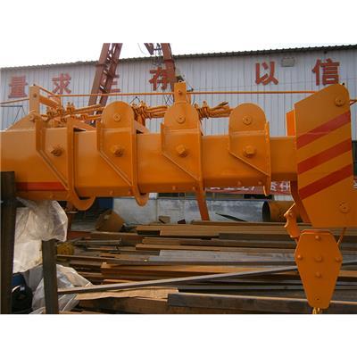 久勝機械 8噸固定船吊 油缸伸縮式船吊 多功能船吊