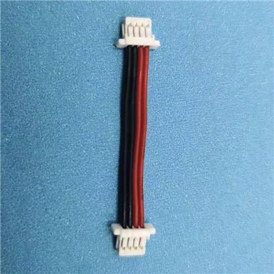 東莞廠家**1.0間距端子線 鋰電池插頭線 1007電子線