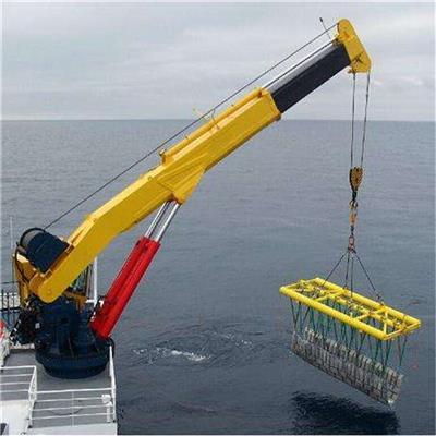 碼頭裝卸船用吊機 久勝機械定制浮式起重機