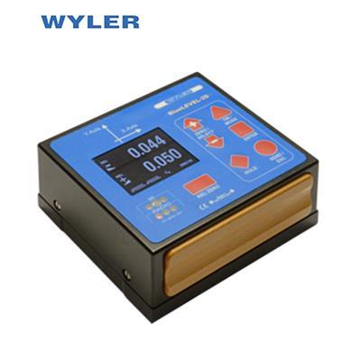 代理瑞士Wyler水平儀 無線藍牙高**角度儀 BlueLEVEL_2D 電子測量儀