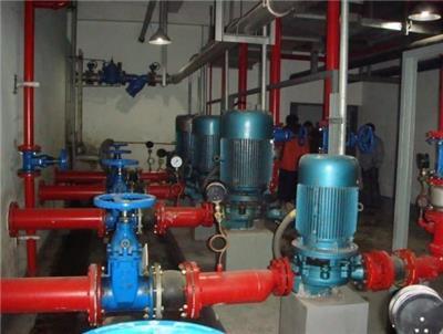 煙臺空調循環水泵維修 更換軸承 水封