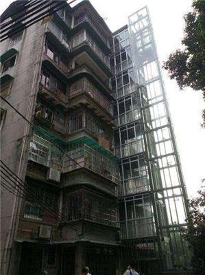 安阳旧楼加装电梯条件